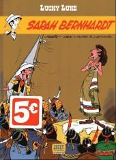 Lucky Luke -50Ind2- Sarah Bernhardt