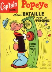 Popeye (Cap'tain présente) (Spécial) -4- Popeye part pour la Lune