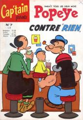 Popeye (Cap'tain présente) (Spécial) -7- Popeye contre