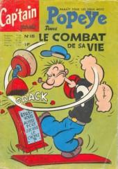 Popeye (Cap'tain présente) (Spécial) -15- Le combat de sa vie