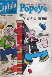 Popeye (Cap'tain présente) (Spécial) -31- Y a p'us qu'moi