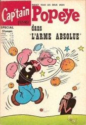 Popeye (Cap'tain présente) (Spécial) -34- L'arme absolue
