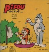 Pifou (Poche) -25- Pifou en vacances