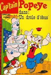 Popeye (Cap'tain présente) (Spécial) -30- Un drôle d'obus