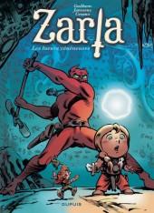 Zarla -5- Les lueurs vénéneuses