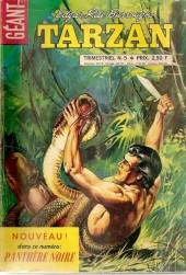 Tarzan (3e Série - Sagédition) (Géant)