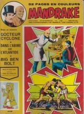Mandrake (1re Série - Remparts) (Mondes Mystérieux - 1) -419- Le docteur Cyclone