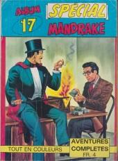 Mandrake (3e Série - Remparts) (Spécial - 1) -Rec17- Album N°17 (du n°83 au n°85)