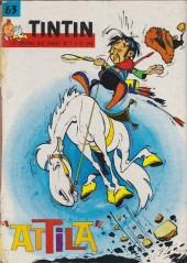 (Recueil) Tintin (Album du journal - Édition française) -63- Tintin album du journal (n°829 à 841)