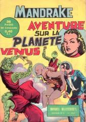 Mandrake (1re Série - Remparts) (Mondes Mystérieux - 1) -6- Aventure sur la planète Vénus