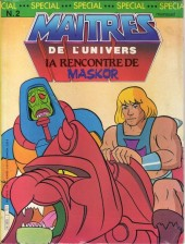 Maîtres de l'Univers (Spécial) -2- La rencontre de Maskor