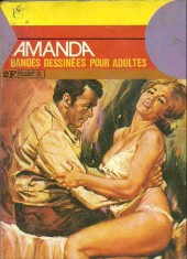 Amanda -1- La peau qui brûle
