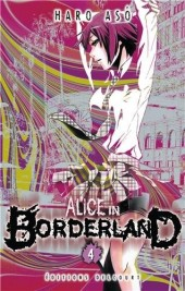 Alice in borderland -4- Tome 4