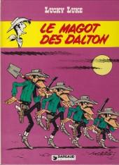 Lucky Luke -47a81- Le magot des Dalton