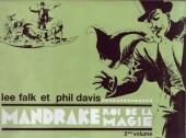 Mandrake Roi de la magie (Celeg) -2- 2ème volume