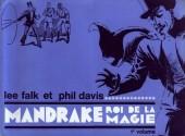 Mandrake Roi de la magie (Celeg) -1- 1er Volume