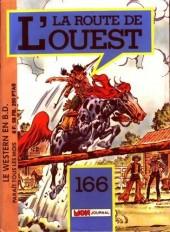 La route de l'Ouest -166- La route de l'ouest 166