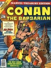 Marvel Treasury Edition (1974) -15- Conan the barbarian