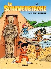 Le scrameustache -42- Le géant d'Imenoca