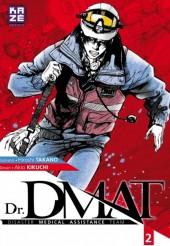 Dr. DMAT -2- Tome 2