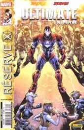 Ultimate Universe -11- Réserve X