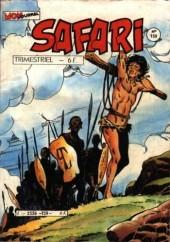 Safari (Mon Journal) -159- Celui qui voyait tout
