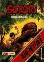 Safari (Mon Journal) -161- La ruse d'Ociompo