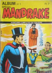Mandrake (4e Série - Remparts) (Spécial - 2) -Rec01- Album N°1 (du n°7 au n°8)