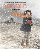 Quatre sœurs (Baur) -2- Hortense