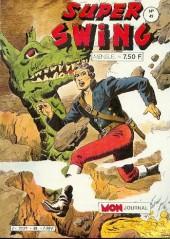 Super Swing -49- El caïman le cruel