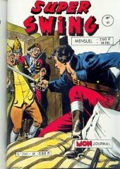 Super Swing -51- Echec aux tuniques rouges