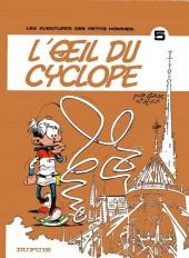 Les petits hommes -5b81- L'œil du Cyclope