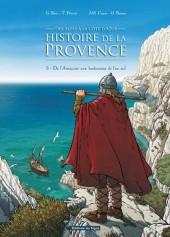 Histoire de la Provence -3- De l'Antiquité aux lendemains de l'an mil