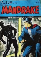 Mandrake (4e Série - Remparts) (Spécial - 2) -Rec03- Album N°3 (du n°11 au n°12)