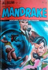 Mandrake (4e Série - Remparts) (Spécial - 2) -Rec04- Album N°4 (du n°13 au n°14)