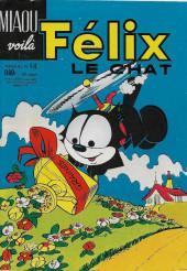 Félix le Chat (1re Série - SFPI) (Miaou Voilà) -14- L'école des chauffards