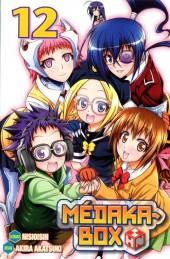 Medaka-Box -12- Volume 12