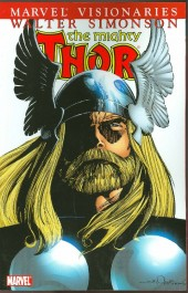 Thor (1966) -INT- Visionaries by Walter Simonson volume 4