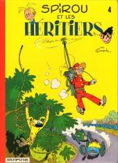 Spirou et Fantasio -4e80- Spirou et les héritiers