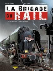 La brigade du rail -1- Le Tueur du Lyon-Genève