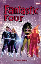 Fantastic Four (1961) -OMNI- Fantastic Four by John Byrne Omnibus volume two