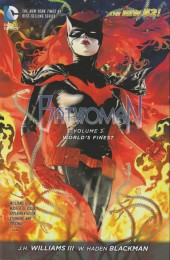 Batwoman (2011) -INT03- World's Finest