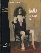 Emma (De Metter) -1- L'invitation