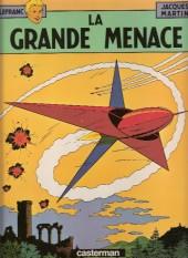 Lefranc -1d86- La grande menace