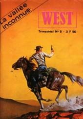 West (Jeunesse et Vacances) -5- La vallée inconnue