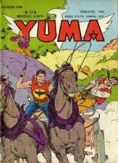 Yuma (1re série) -316- Yuma 316