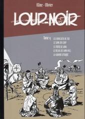 Loup Noir (Taupinambour) -9- Les boucliers de feu