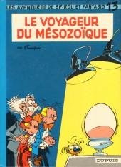 Spirou et Fantasio -13d80- Le voyageur du mésozoïque