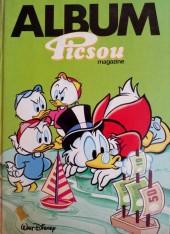 Picsou Magazine -Rec R- (1re série) recueil R (n° 160 à n° 163)