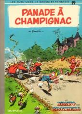 Spirou et Fantasio -19a1980- Panade à Champignac